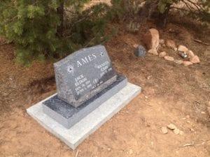 Ames Slant Memorial