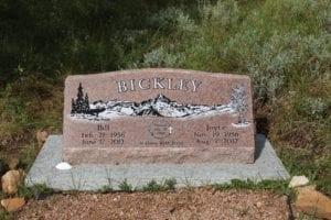 Bickley Slant Memorial