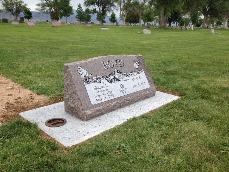 Boyd Slant Memorial