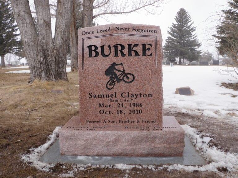 Burke Slant Memorial