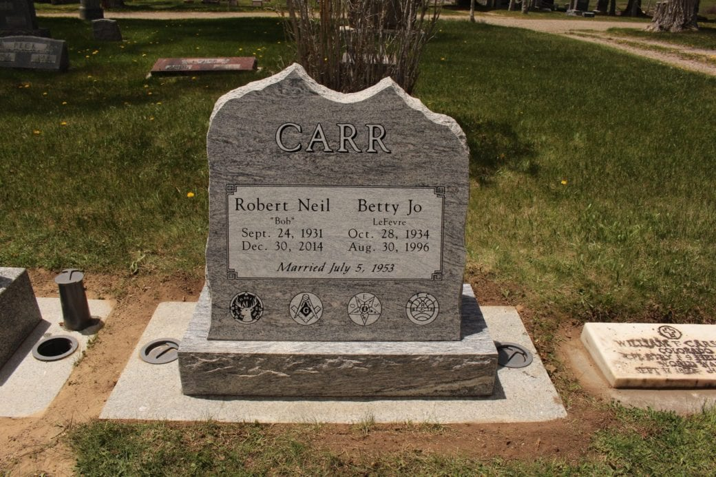 Carr Companion Memorial