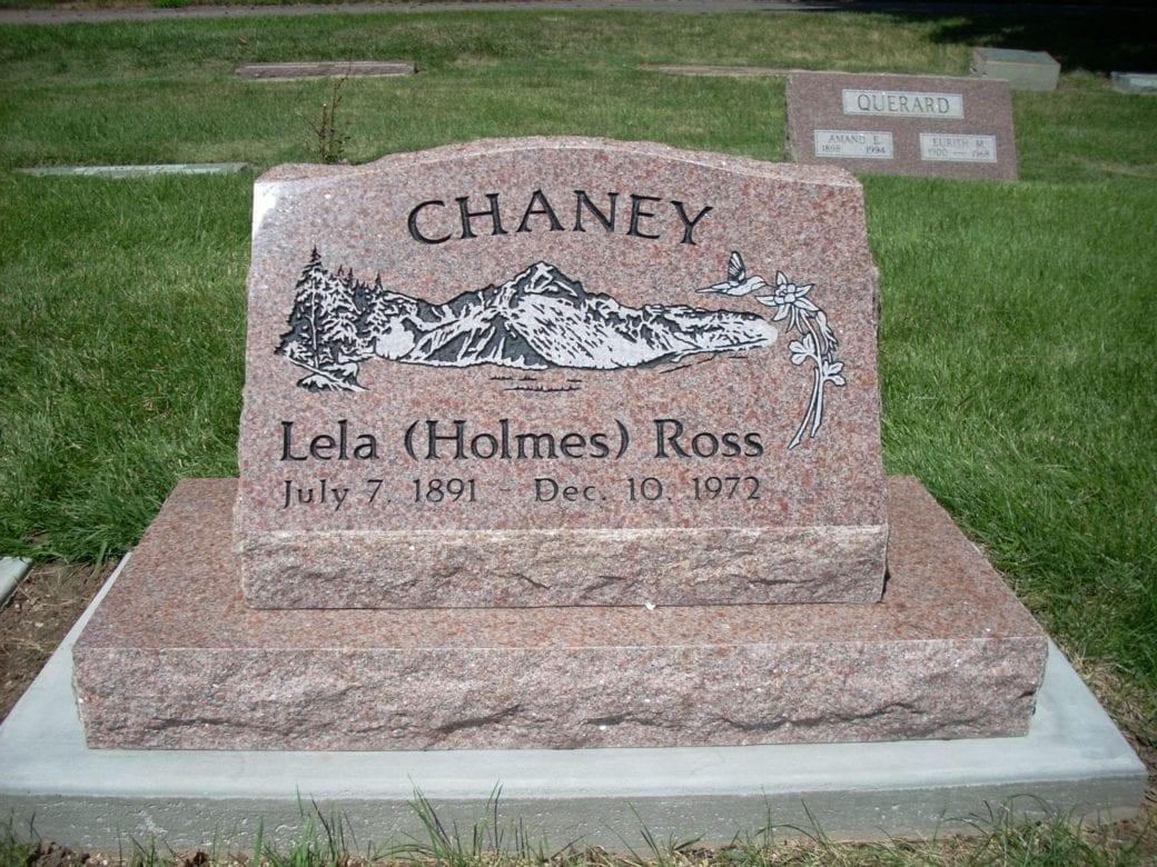 Chaney Slant Memorial