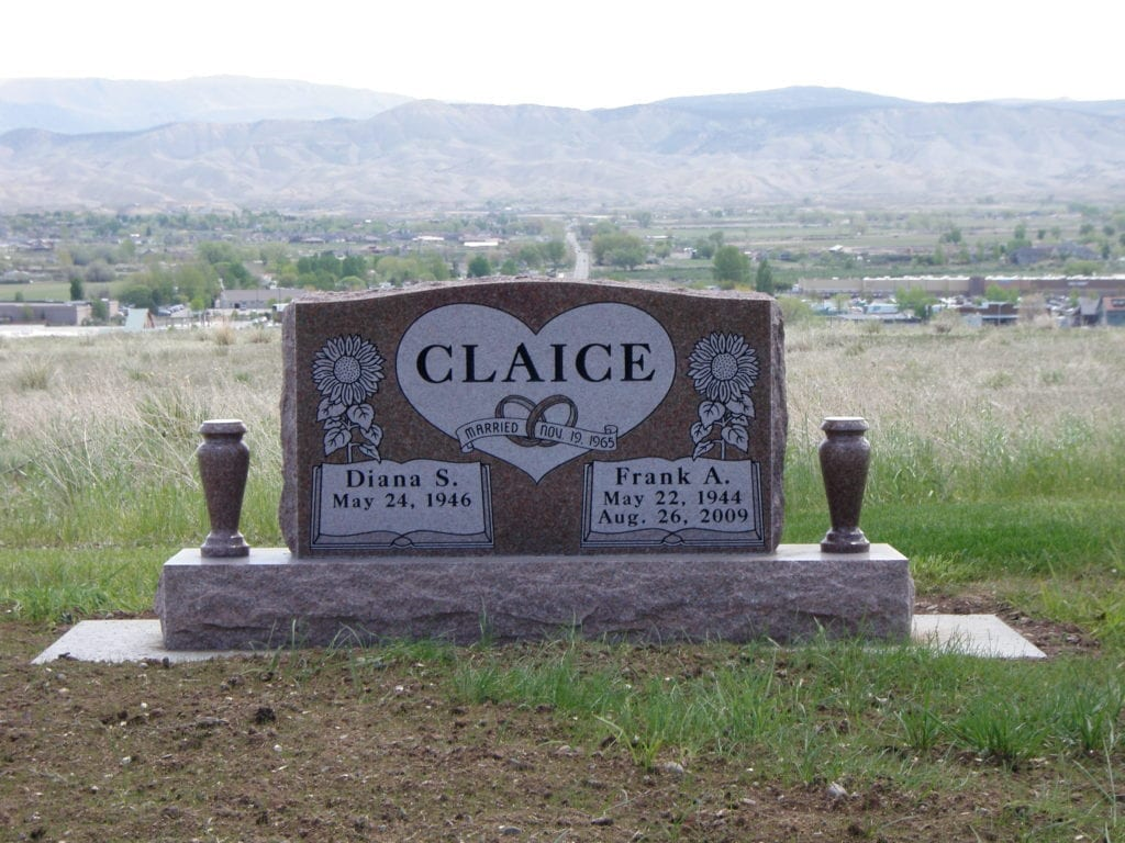 Claice Slant Companion Memorial