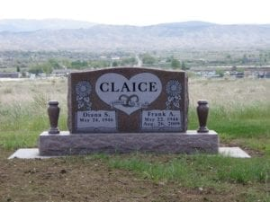 Claice Slant Companion Memorial