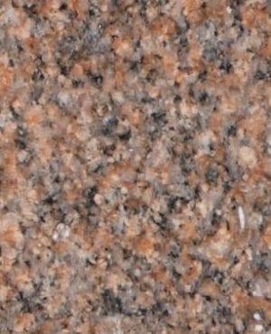 Colonial Rose Granite Color Sample - Morris Monuments