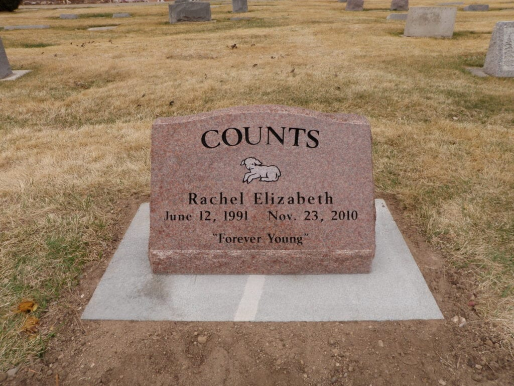 Counts Slant Memorial