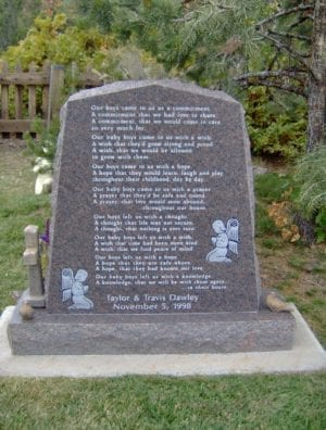 Dawley Tablet Memorial