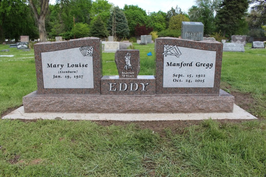 Eddy Wing Style Monument