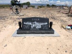 Elenberger Slant Memorial