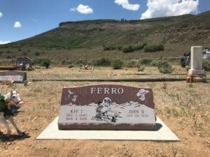 Ferro Slant Memorial