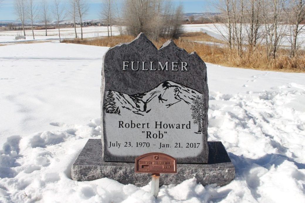 Fullmer Slant Memorial