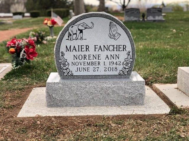 Fancher Custom Memorial