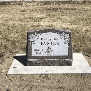 Faries Slant Memorial
