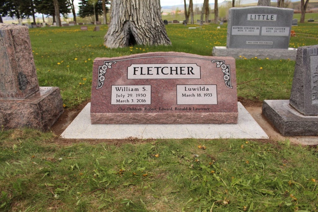Fletcher Slant Memorial