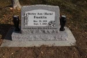 Franklin Slant Memorial