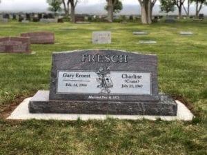 Fresch Slant Memorial