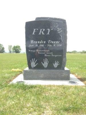 Fry Custom Memorial