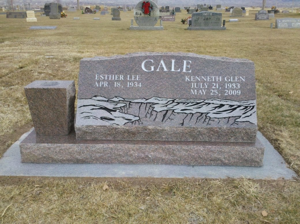 Gale Slant Memorial