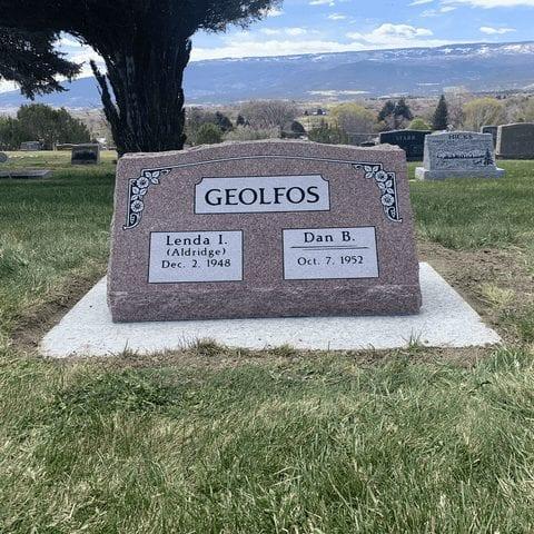 Geolfos Slant Memorial