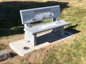 Hanrahan Bench Memorial