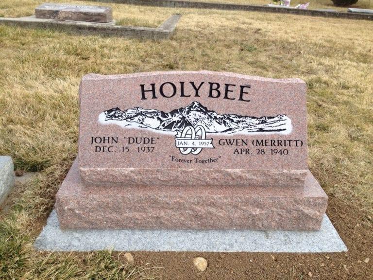 Holybee Slant Memorial