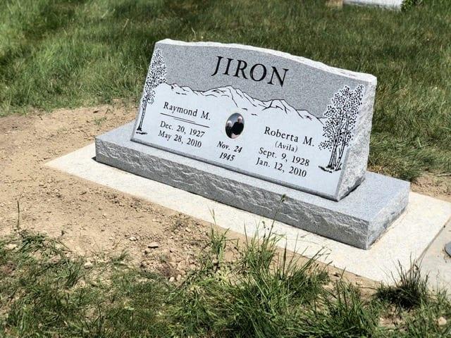 Jiron Slant Memorial