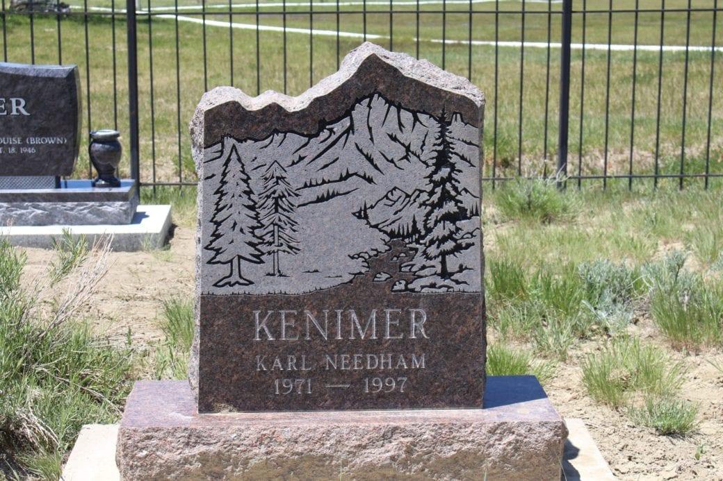 Kenimer Slant Memorial