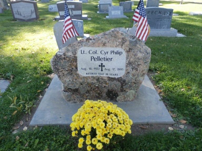 Pelletier Custom Boulder Memorial
