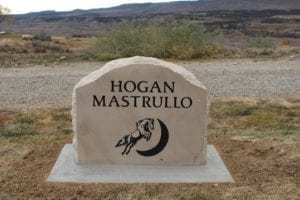 Mastrullo Custom Memorial - Back