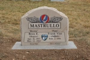 Mastrullo Custom Memorial
