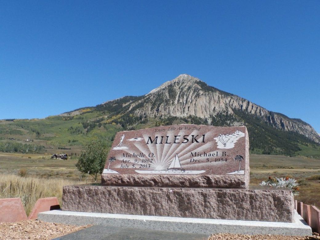 Mileski Slant Memorial