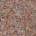 Mountain Rose Granite Color Samples - Morris Monuments
