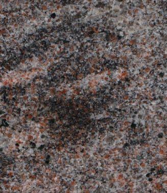 Paradiso Granite Color Sample - Morris Monument