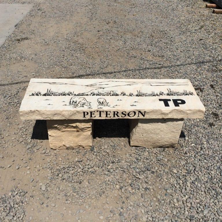Peterson Bench Memorial