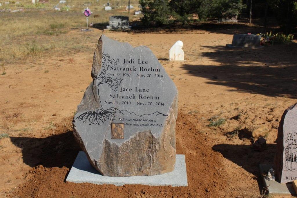 Roehm Custom Memorial