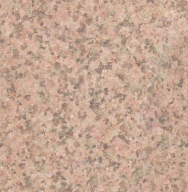 Salisbury Pink Granite Color Sample - Morris Monuments