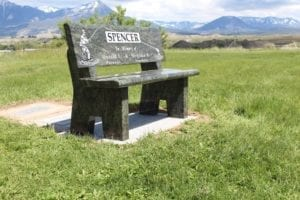 Spencer Bench Memorial