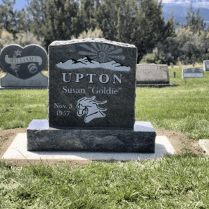 Upton Upright Tablet Monument