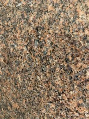 Autumn Brown Granite Color Sample