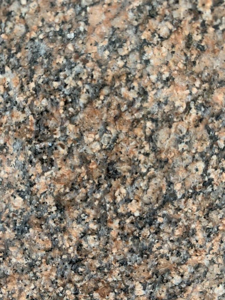 Canyon Rose Granite Sample