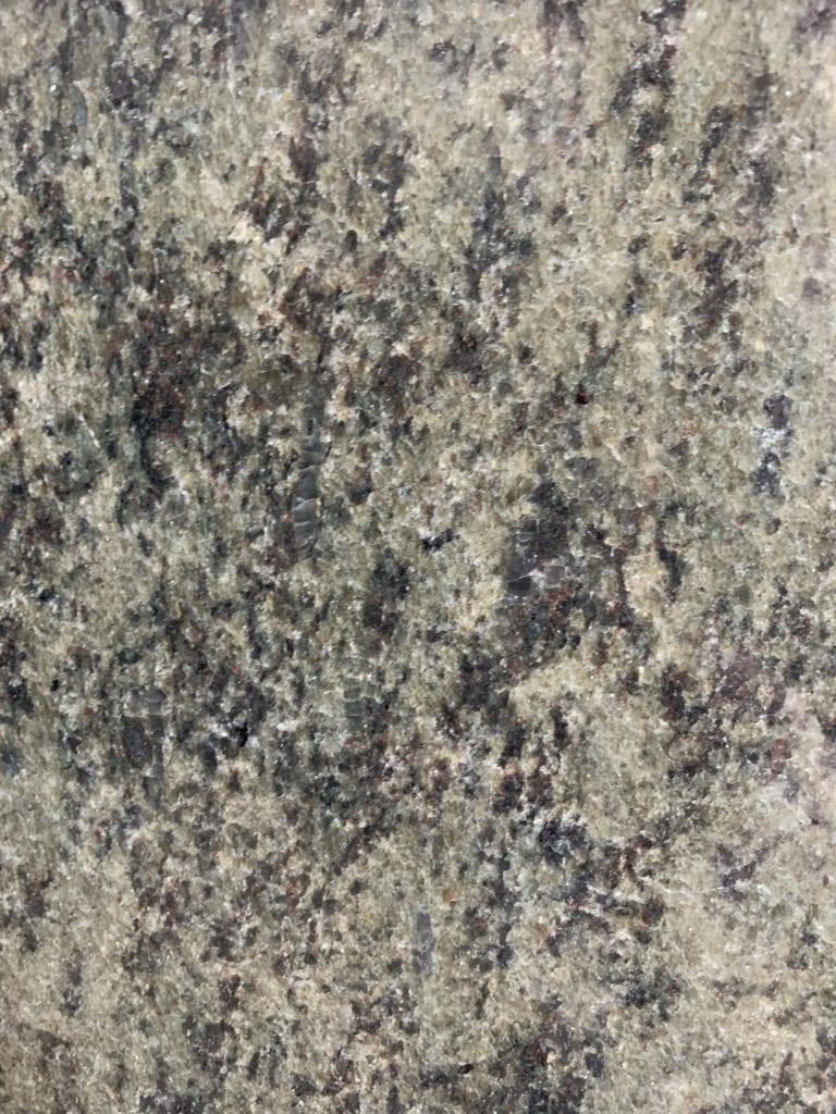 Emerald Granite Sample