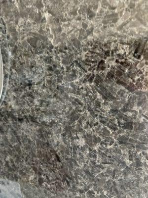 Mesabi Black Select Granite Sample