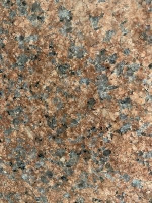 Mountain Red Granite Sample