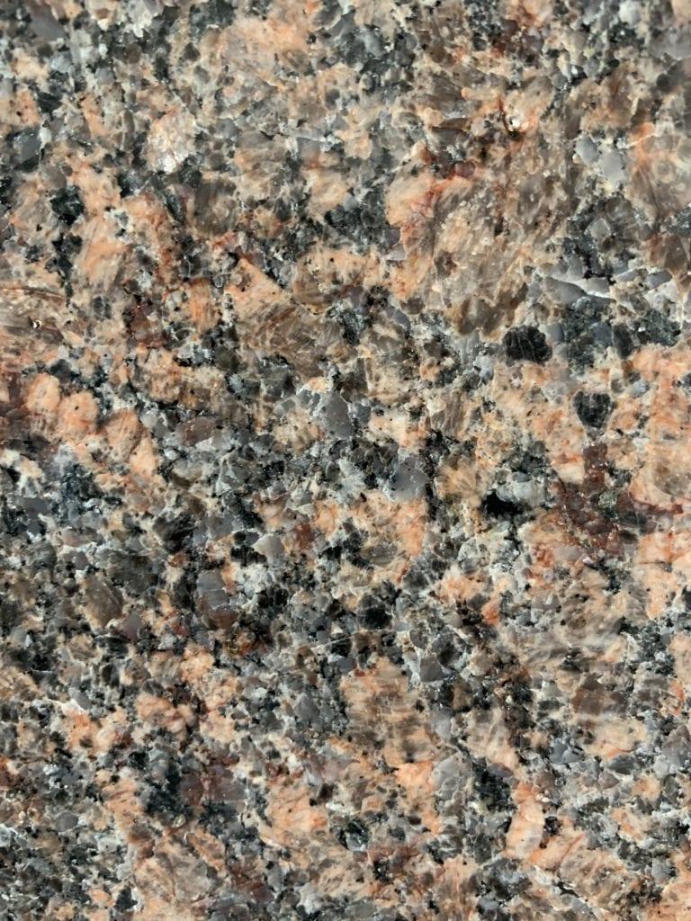 Royal Mahogany Granite Sample