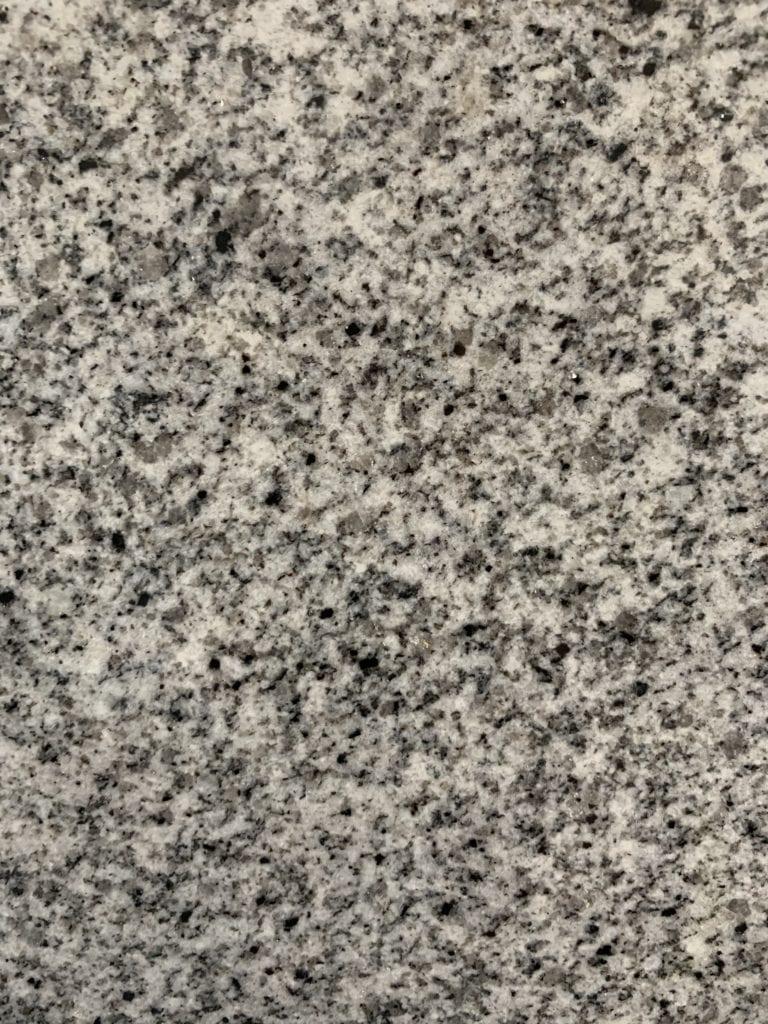 Sierra White Granite Sample