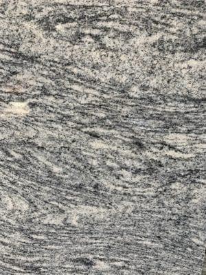 Silver Cloud Gray Granite Color Sample