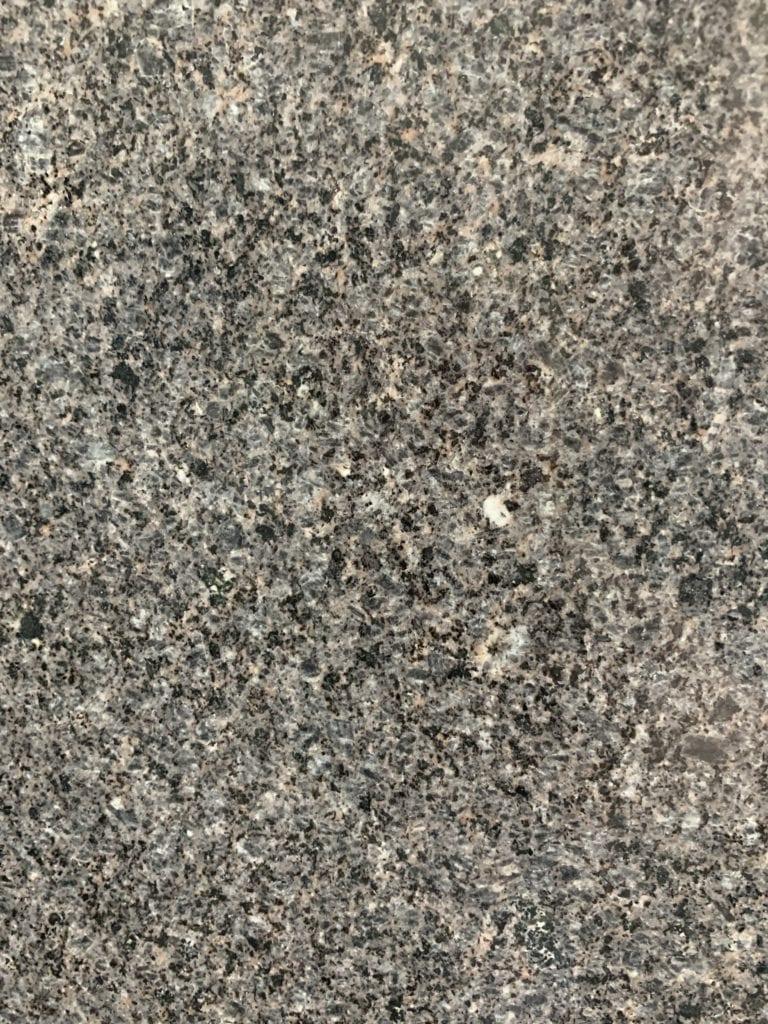 St. Cloud Gray Granite Sample
