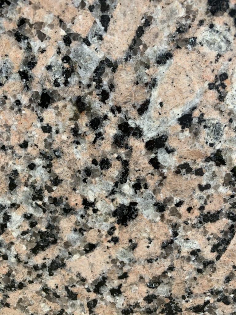 Sunset Beige granite Sample