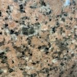 Sunset Red Granite Sample