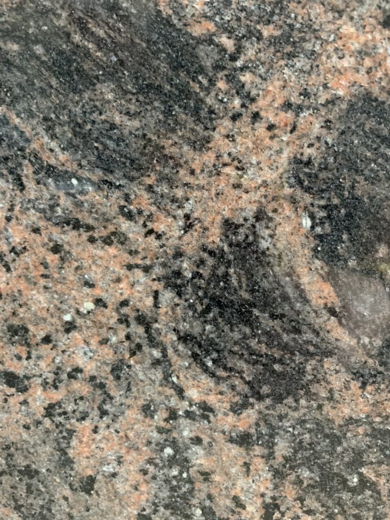 Taj Aurora Granite Sample
